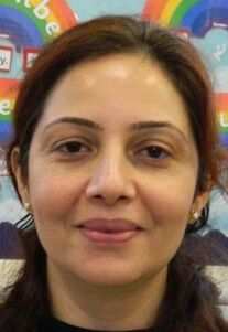 Pallavi Singh, Preschool Practitioner at the Hyde Heath Preschool